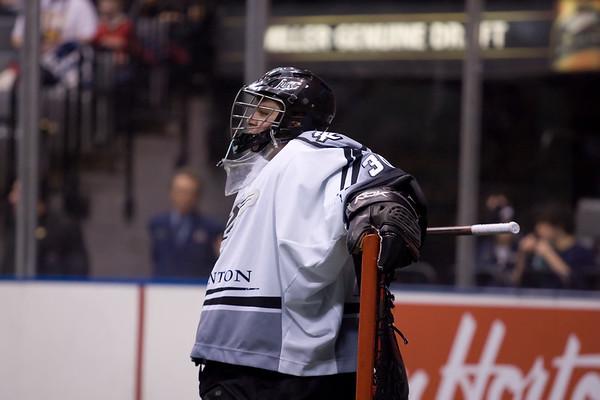 Edmonton Rush @ Toronto Rock 07 Feb 2009