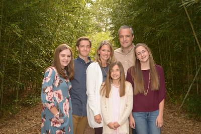 Morrell Family Portraits 2018