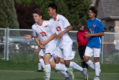 2018 Skyridge Vs Timpview Men's Soccer Sophomores