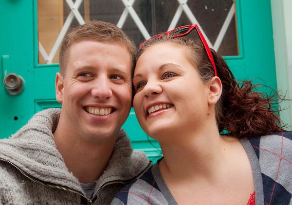 Thijs & Jessica - Urban Theme - Invermere, March 2011