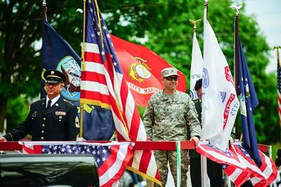 Memorial Day Parades - Middlebury & Vergennes 2019