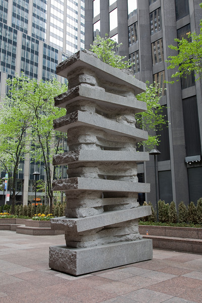New York, Spring 2007