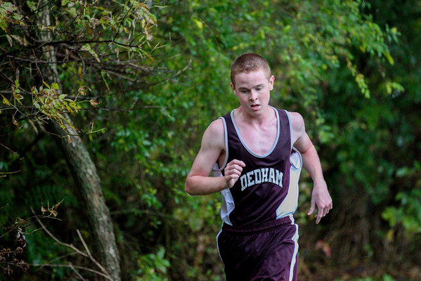 Dedham (2012 xc vs. North and Framingham)