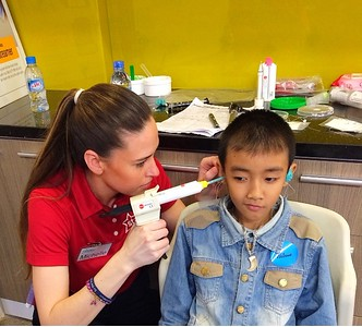 Global Audiology Initiative in Vietnam