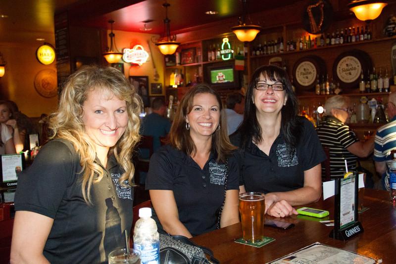 The ladies of SPSOzarks 2012