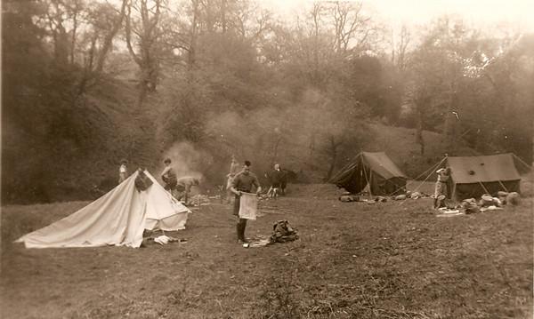 1951-05 Scout Camp
