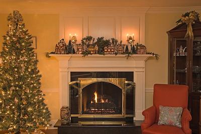 Fireplace Make-Over: Feb 2007