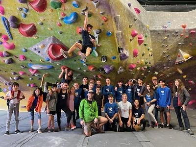Climbing 2019-2020