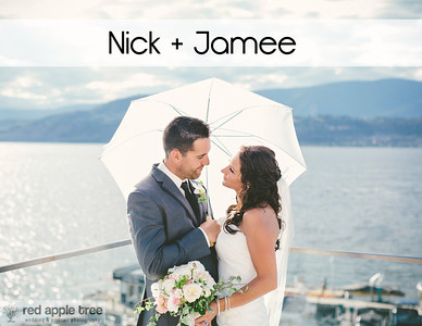 Jamee + Nick Wedding Album