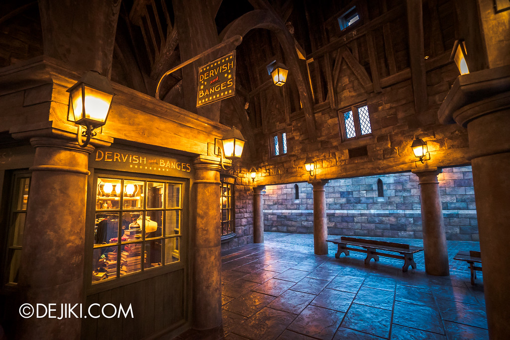 Universal Studios Japan - The Wizarding World of Harry Potter - Hogsmeade Dervish and Banges