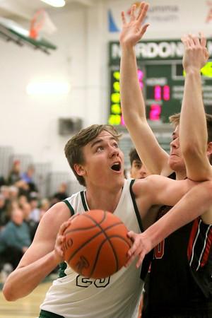 Basketball - Kent Roosevelt v Nordonia