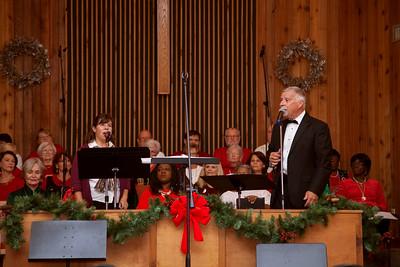 Edisto Island 2017 Community Christmas Chorus