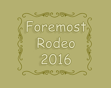 Foremost 2016