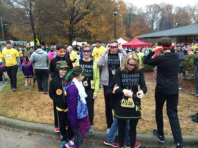 Gobbler's Run 2014
