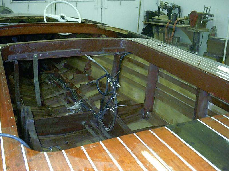Starboard inside.