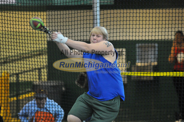 B&G Weight Throw - 2012 MITS Finals
