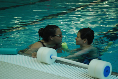 Adapted Swimming