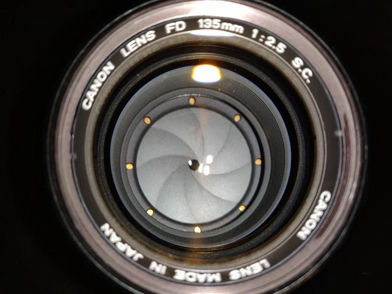 Canon FD 135mm 2.5 S.C. - Serial R610 & 151395 008.jpg