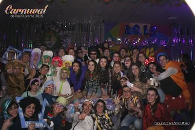 Carnaval 2015 Pozo Lorente (Albacete)