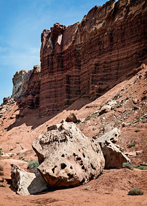CAPITOL REEF NATIONAL PARK - 2019