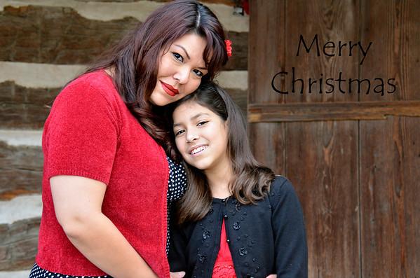 Christmas Mini Session 1- Lore Rodarte