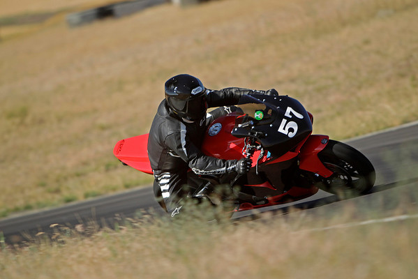 57 - Red Black 600RR