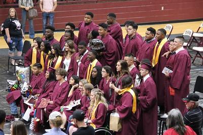 Tenaha High School Graduation for the Class of 2019