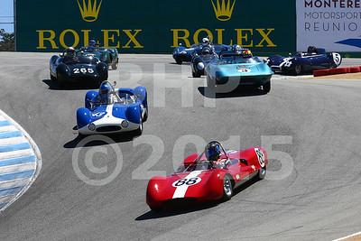 2015 Rolex Monterey Motorsport Reunion at Mazda Raceway Laguna Seca
