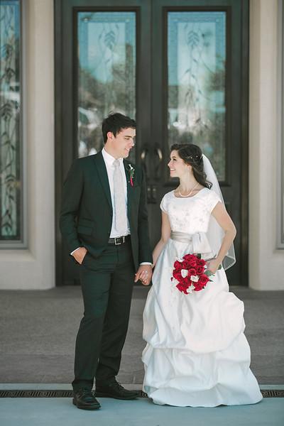 Wedding Day Portraits