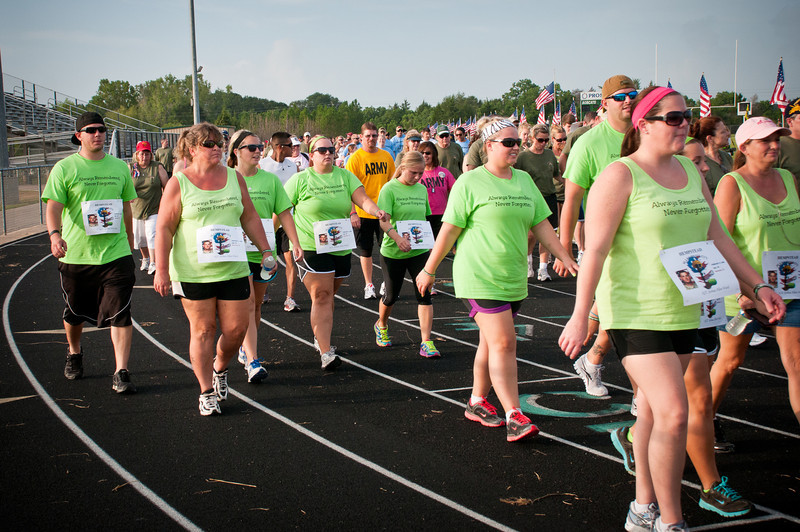 Watermelon Run For The Fallen
