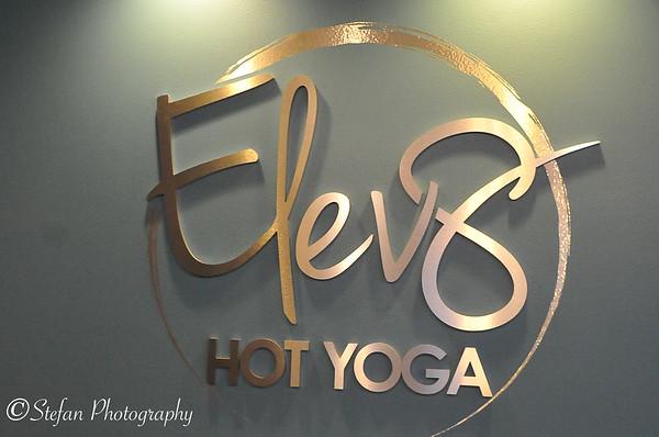 08-01-2017 Eleva8 Hot Yoga Birthday