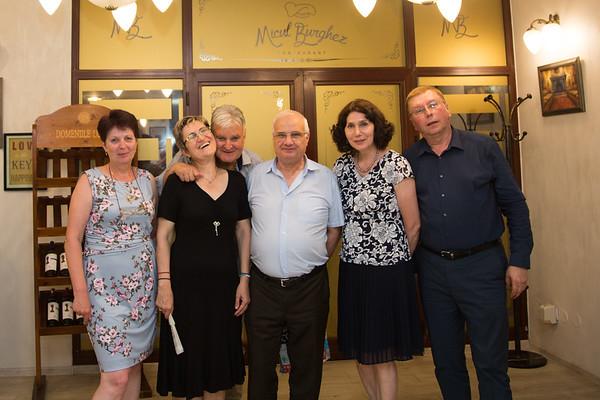 Facultatea de Hidrotehnica Iasi sectia IF, Reunion after 30 years. Iasi, Romania - July, 2016