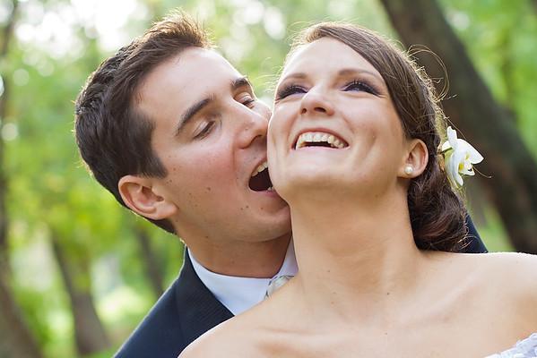 Zsani és Andris esküvője