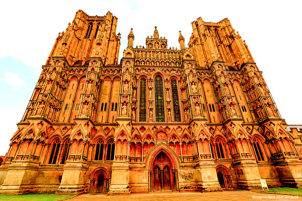 Wells Cathedral Set 1