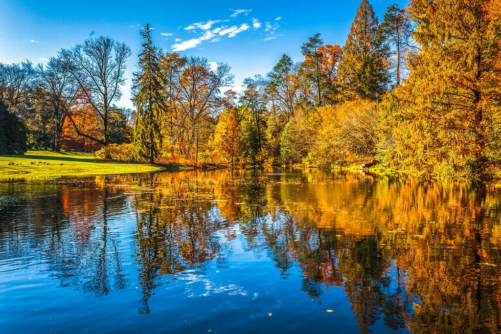 宾州长木公园,秋天印象