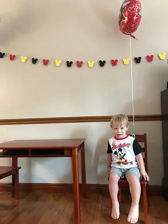 Braden Aaron - Second Birthday