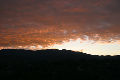 2006-09-20 - Sunrise over the Sangres