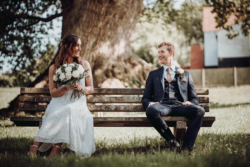 Thomas & Abbie Wedding Photos