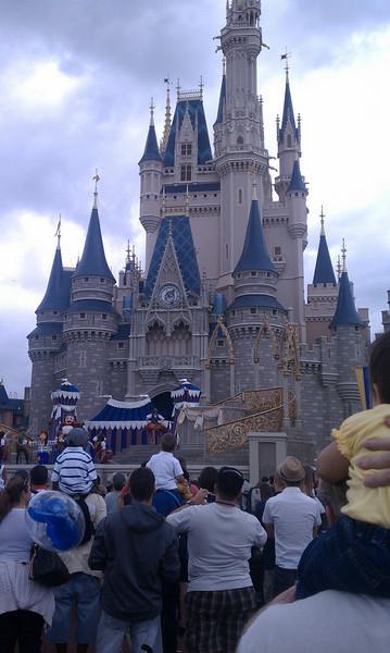 Disney time