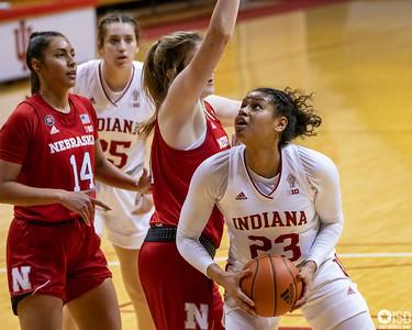 Indiana University Women Basketball vs. Nebraska