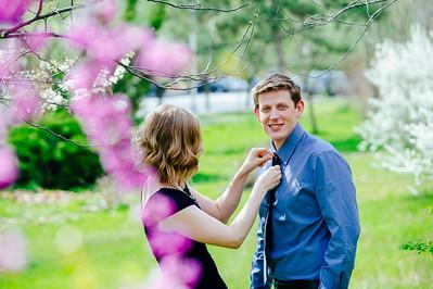 Engagement Bryan and Sarah