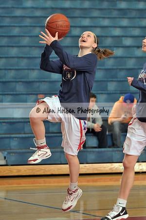 Girls Varsity Basketball - Jackson NW at Mason - Feb 15