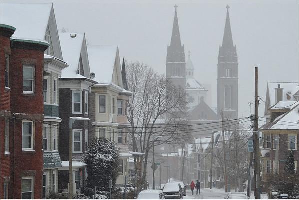 Snow: Mission Hill