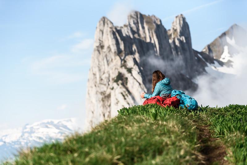 Hiking Close to Home in the Alpstein, Switzerland