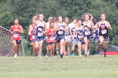 Lee Co Invitational-Girls