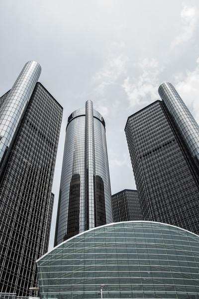 Detroit Skylines