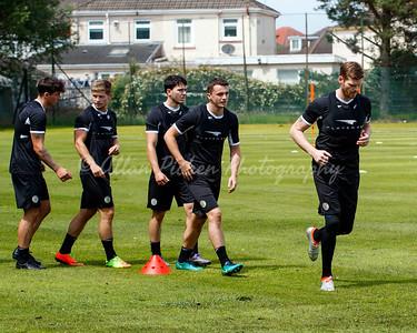 Pre -Season training