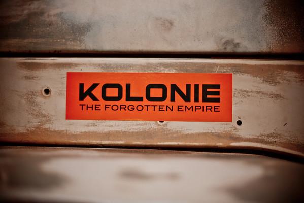 Kolonie - editorial