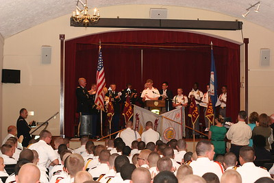 Blessing of the Colors