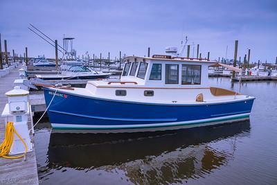 """2012 North Shore 25 """"Eleanor M"""""""